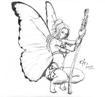 Fairy by coltchr
