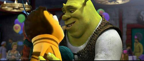 shrek and hug by meme-queen550