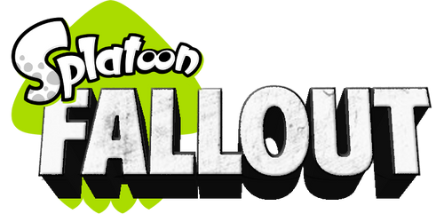 Splatoon: Fallout Logo by pm58790