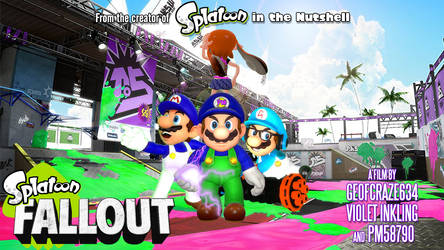 Splatoon: Fallout (Official Thumbnail) by pm58790