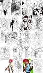 Sketch Dump 3 by SiruBoom