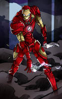 Iron Man by SiruBoom