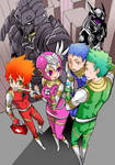 Harem Sentai by SiruBoom