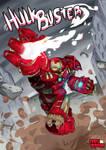 Hulkbuster by SiruBoom