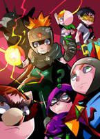 South Park Heroes by SiruBoom