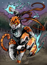 Tiger by SiruBoom