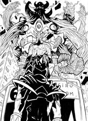 Power Rangers: Fanfic by SiruBoom