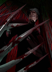 Freddy Krueger by SiruBoom
