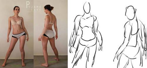 Sketch this gesture 1 by Spidernator9
