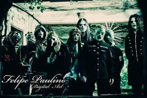 .:Slipknot:. by cyberboni