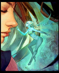-Wind Spirit- by MarcBrunet
