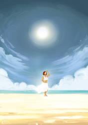 Summer light by Agalanthe