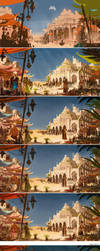 CAPHARNAUM - Yasminabad (process) by Agalanthe
