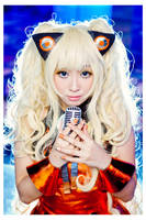Vocaloid 3 SeeU : I Fantasy by thebakasaru