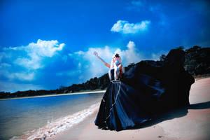 Reira Serizawa - Rhythm of the sea by thebakasaru