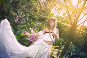 Sword Art Online : Queen of Light and Morning by thebakasaru