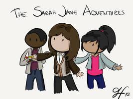 The Sarah Jane Adventures by gnasler