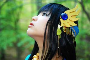 Rg Veda-Queen of Kendappa by AkabaraYashiki
