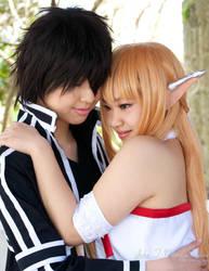 SAO-Let's get married by AkabaraYashiki