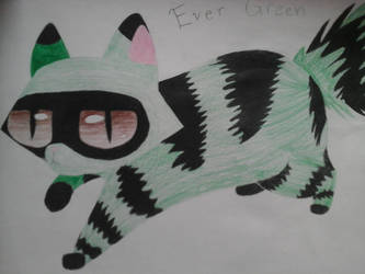 EverGreen by HamiTheQueen