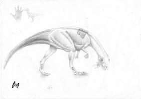 compy 2 by ebelesaurus
