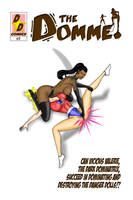 The Domme #1 cover by Chickfighter