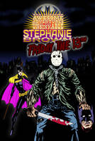 Steph Brown's Friday the 13th by Chickfighter