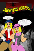 Danger Dolls Night Out by Chickfighter