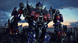 SFM. Optimus Prime by happy-heavy