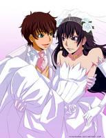 Just Married by hikaruhan