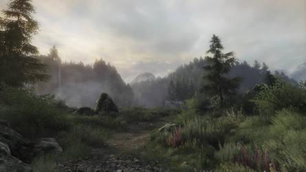 The Vanishing of Ethan Carter by loadhe