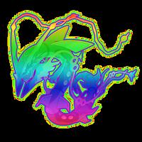 Gayquaza by DJ-Lynx-Gio