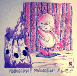 radioactive by viruceae
