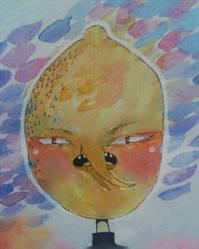 Lemon Grab by viruceae