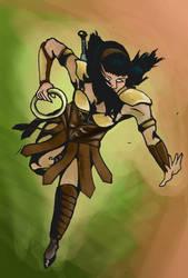 Xena by 1masterchef