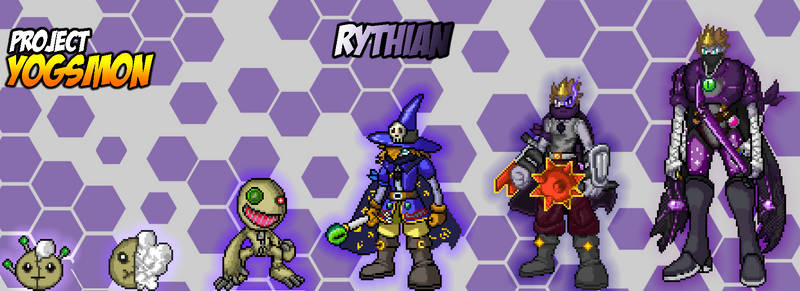 Project Yogsmon: Rythian by Neegasai
