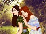 O' Dwyer Girls by Charliesan