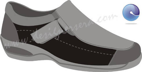 boot Gray by designersi