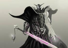 Mordekassadin by KxG-WitcheR