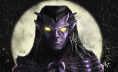 Goliath - Gargoyles by KxG-WitcheR