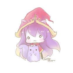 Lulu by Cherry-pecan