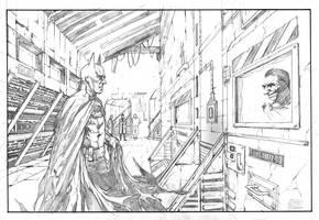 Arkham Asylum by thisismyboomstick