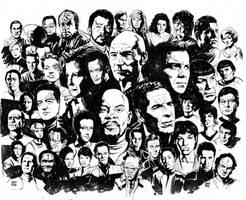 Star Trek by thisismyboomstick