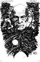 Locutus of Borg by thisismyboomstick