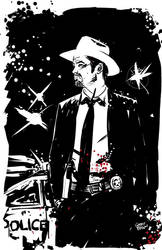 Raylan Givens by thisismyboomstick