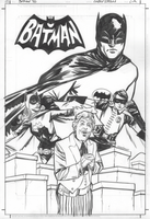 Batman '66 inks by thisismyboomstick