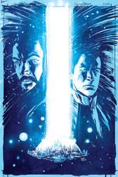 Stargate Atlantis colors by thisismyboomstick