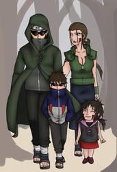 Collab: Family Walk by Jyukai-Koudan