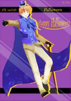 UK Halloween ver1.01 by TahoCherry