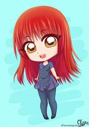 It's me! by hyacinthess